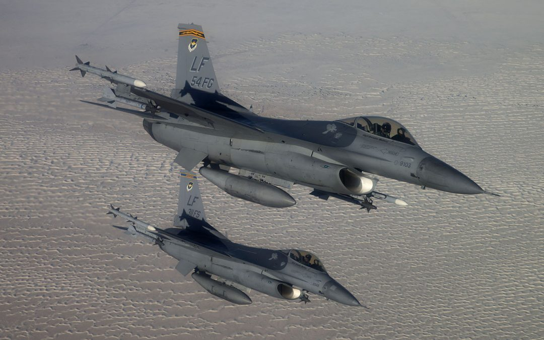 F-16 Flyover Set For Walk-On's Independence Bowl