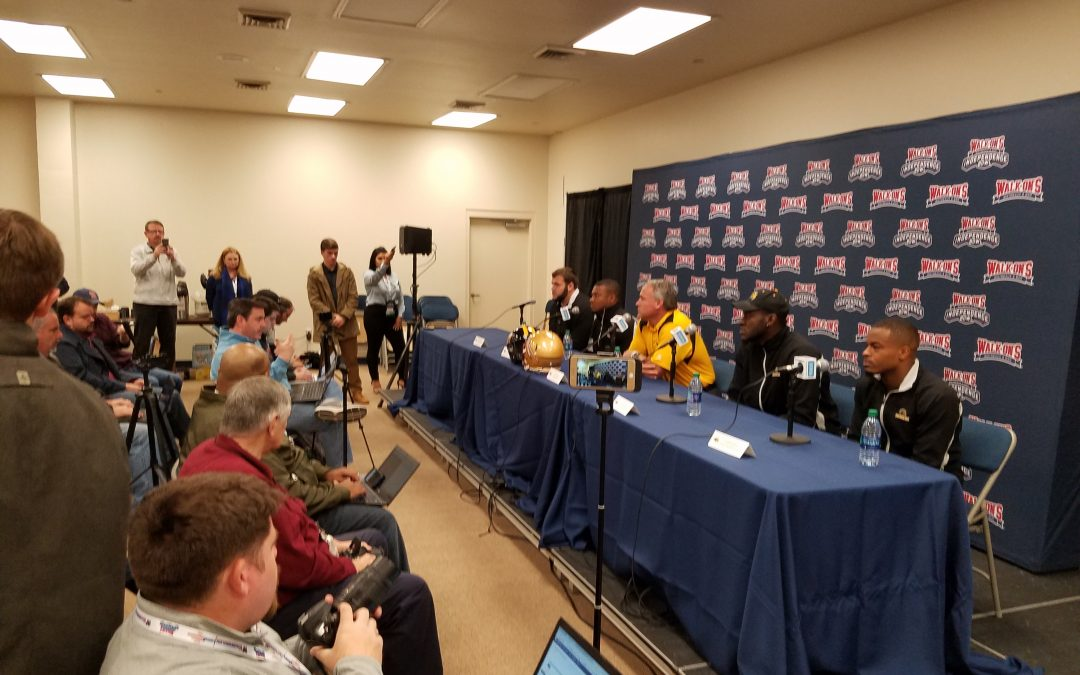 Pregame Press Conference Quotes from Southern Miss and Florida State