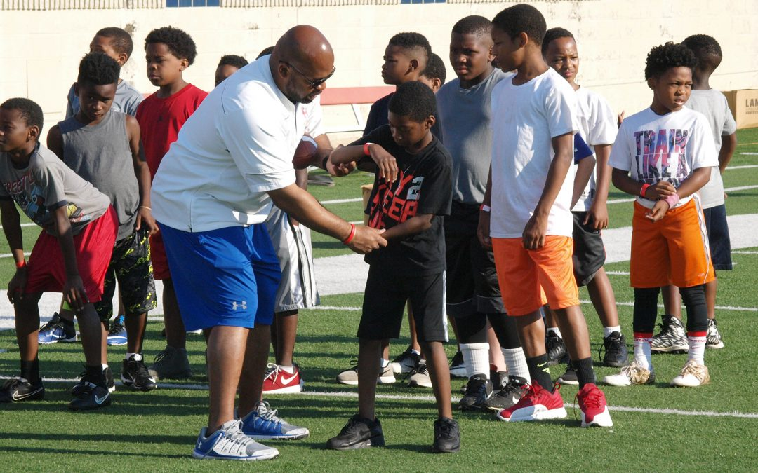 FREE Youth Football Clinic Scheduled for June 9