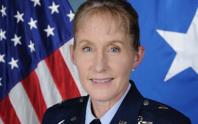 "Brigadier General Jeannie M. Leavitt Announced as 2018 Omar N. Bradley ""Spirit of Independence"" Award Recipient"