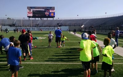 Youth Football Clinic Hits the Field This Saturday, June 8