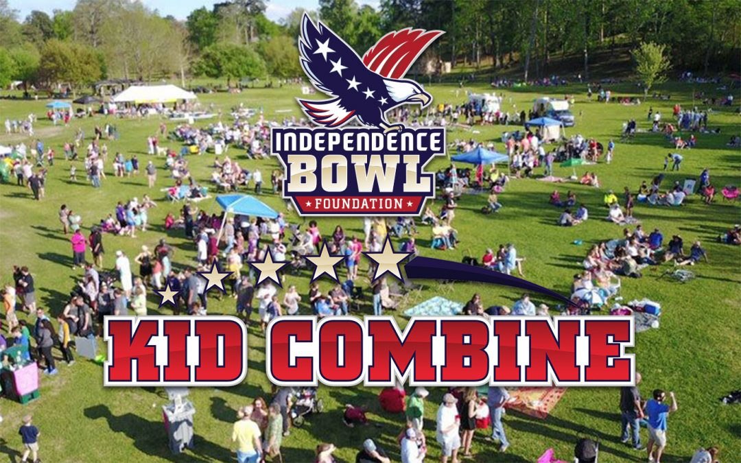 Independence Bowl Gearing Up for Kid Combine at Crawfest